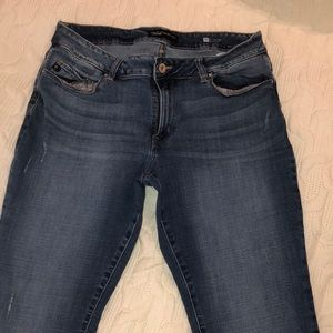 Lee curvy fit bootcut jeans size 16 medium